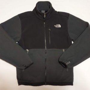 Black The North Face Classic Denali Fleece Jacket